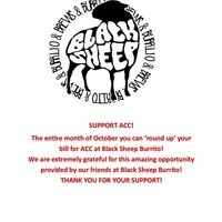 Eat at the Black Sheep Burrito and Support the Appalachian Children's Chorus