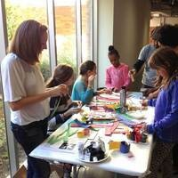 Family Day at the Visual Arts Center
