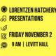 Lorentzen Hatchery - 2018 Cohort Presentations