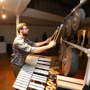 Small Ensemble: Percussion Ensemble