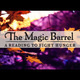 Magic Barrel: A Reading to Fight Hunger