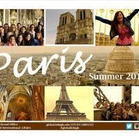 Lehigh in Paris Summer 2019 Info Session | Study Abroad