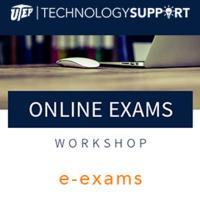 Online Exams Workshop