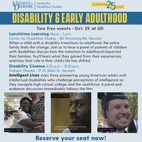 Disability Cinema: Intelligent Lives