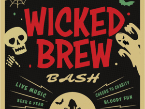 Wine to Water Wicked Brew Bash
