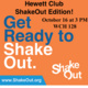 Earth Sciences: Hewett Club Speaker, ShakeOut Edition!