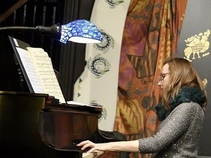 Music at Evergreen: Electricity—Songs from the Time of Tiffany