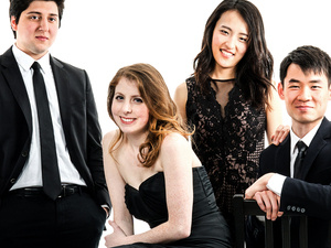 Music at Evergreen: Omer Quartet