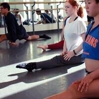Longhorn Dance Company Workshop #2