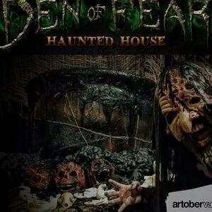 DEN OF FEAR