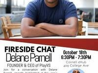Fireside chat with tech gaming founder Delane Parnell and VC Marlon Nichols