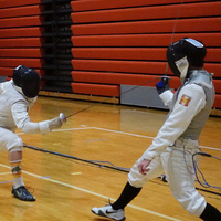 UR Fencing Club: Fencing Tournament