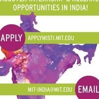 MIT-India Information Session