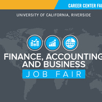 Finance, Accounting and Business Job Fair 2019
