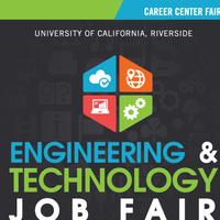 Engineering and Technology Job Fair 2020