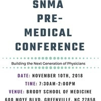 SNMA Pre-Medical Conference