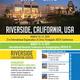 2019 Joint International Organization of Citrus Virologists (IOCV) & International Research Conference on HLB (IRCHLB), Riverside, CA