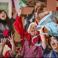 """""""Material Witness,"""" an Aanmitgaazi and Spiderwoman Theater Production"""