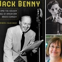 """Book Talk: """"Jack Benny and the Golden Age of American Radio Comedy"""" by Kathyrn H. Fuller-Seeley, University of Texas at Austin"""