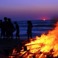 Pride Alliance's Friends and Family Bonfire