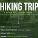 Campus Rec Hiking Trip