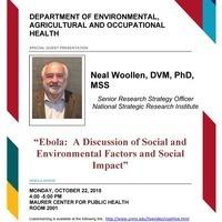 Special Guest Presentation - Dr. Neal Woollen
