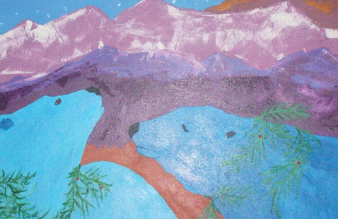 """Art Exhibition: """"Under the Moon: New Works by Mary Pierce"""""""