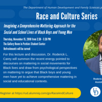 HDFS Race and Culture Event