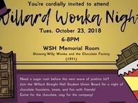 Willard Wonka Night