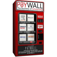 """Paywall: The Business of Scholarship"" film screening"