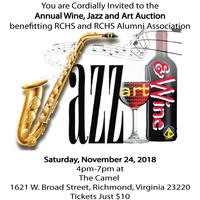 Jazz, Wine and Art Social