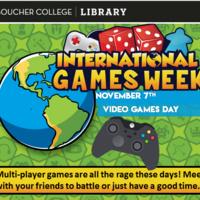 International Games Week: Video Games Day