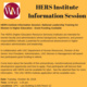 HERS Institute Information Session: National Leadership Training for Women in Higher Education – Funding Available