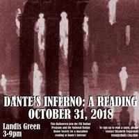 Dante's Inferno: A Public Reading