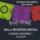REAL MAIL FRIDAYS: Dia de Muertos Social