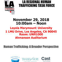 Human Trafficking: A Broader Perspective