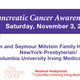 Pancreatic Cancer Awareness Day