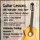 CLASS FULL - Beginner Guitar Course