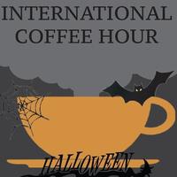 International Coffee Hour Halloween Costume Party