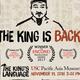 Performance@PAM: The King's Language