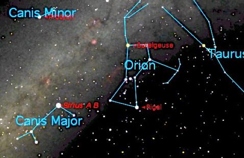 Planetarium Show: The Stars of Winter