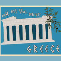 """Art on the Move: Greece"" - LaVerne Krause Gallery Exhibit"