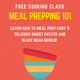 FREE COOKING CLASS: Meal Prepping 101