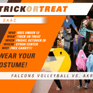 Trick or Treat at the Stroh