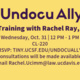 Undocu Ally A Training with Rachel Ray