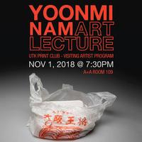 Visiting Artist Lecture: Yoonmi Nam
