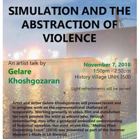 Simulation and the Abstraction of Violence