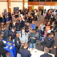 The Department of Criminal Justice's 24th Annual Career and Internship Fair