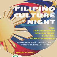 Filipino Culture Night | Global Union