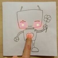Teen Tech Week: Paper Circuits and Robotics